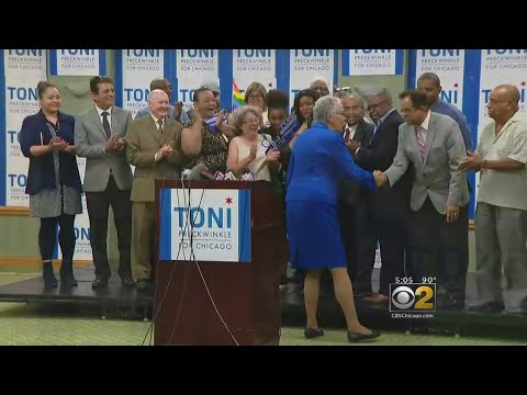 Preckwinkle Enters Chicago Mayoral Race