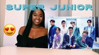 FIRST TIME REACTING TO SUPER JUNIOR (슈퍼주니어) X REIK 'One More Time (Otra Vez)' MV