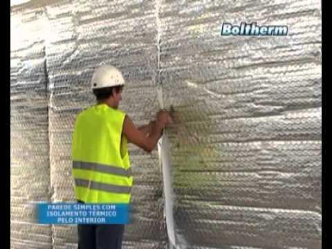 Boltherm parede simples youtube - Aplicacion de microcemento en paredes ...
