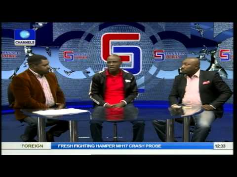 Sunday Sports: Glo League, Federation Cup, Best Of Nigerian Football. PT2