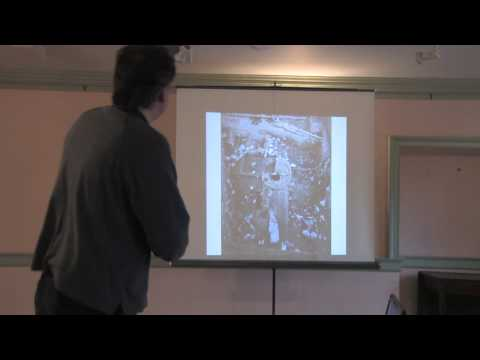 Bamburgh Archaeology - features of the site - A lecture by Graeme Young of Bamburgh Research Project