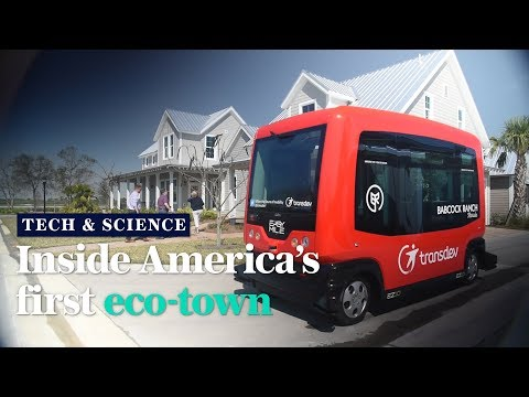 Inside America's First Eco-town