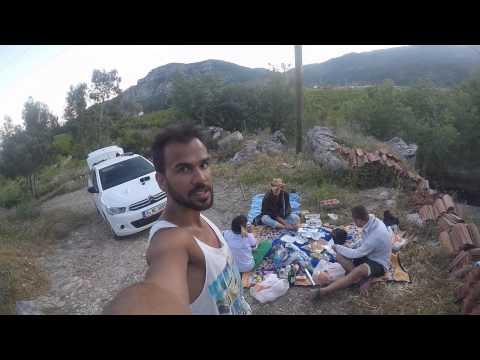 Road Trip turkey 2015