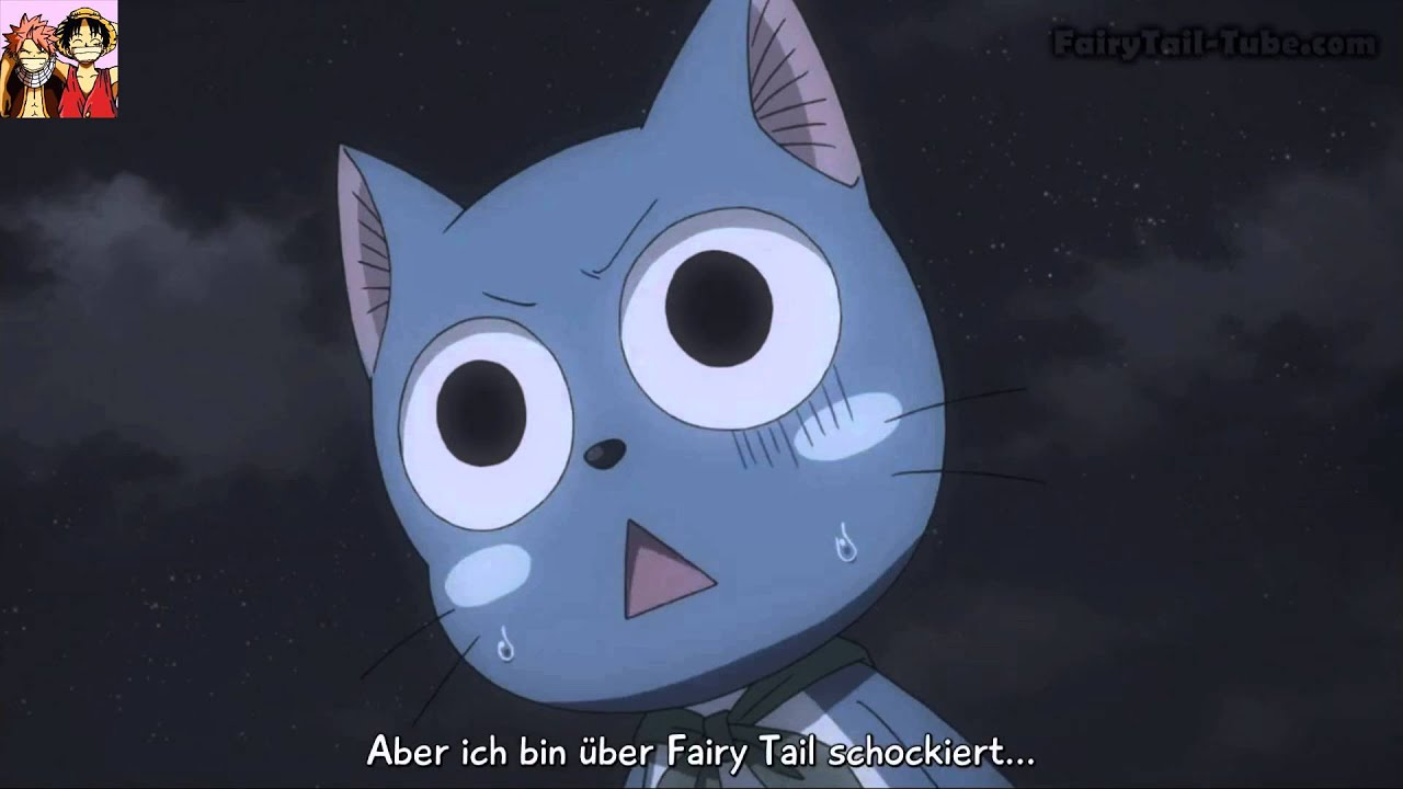 fairy tail folge 1 deutsch komplett