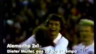 Holanda 2 x 2 Alemanha Copa 1978