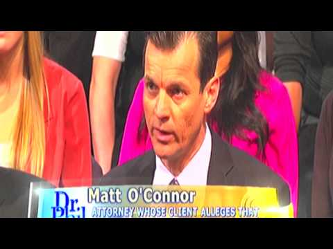 Matt O'Connor on Dr. Phil