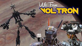 We Form Voltron