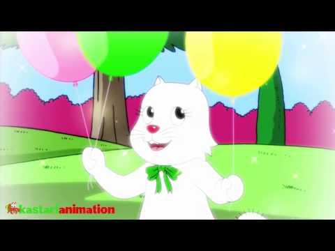 BALONKU   Lagu Anak Indonesia   HD   Kastari Animation Official   YouTube