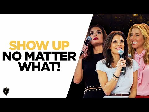 A Proven Way to Overcome Fear - Bethenny Frankel and Sara Blakely