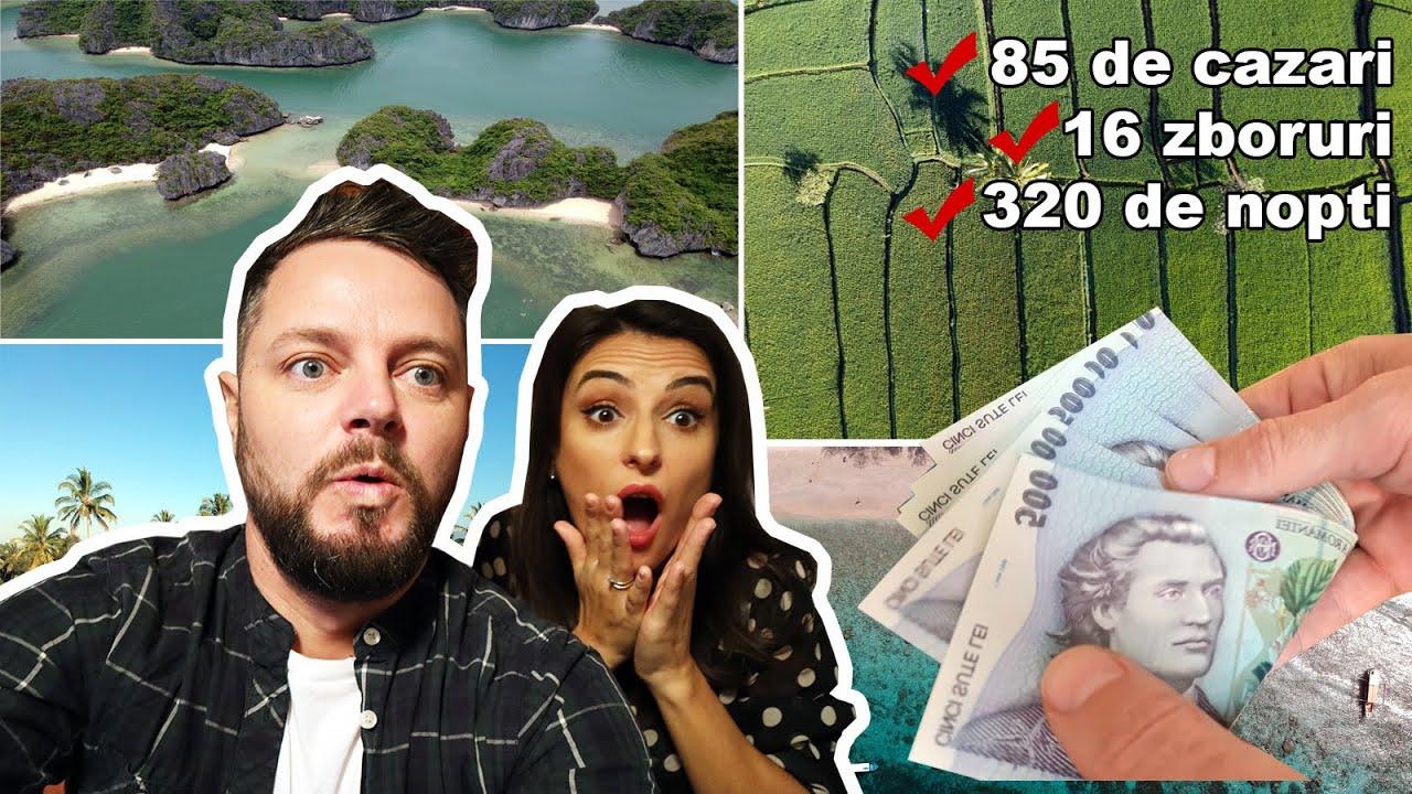 Cati bani am cheltuit 11 luni in Asia | Buget de calatorie