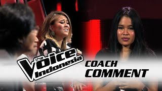 AGNEZ MO Joget Asik Di Depan Thasya | The Blind Audition Eps 8 | The Voice Indonesia 2016