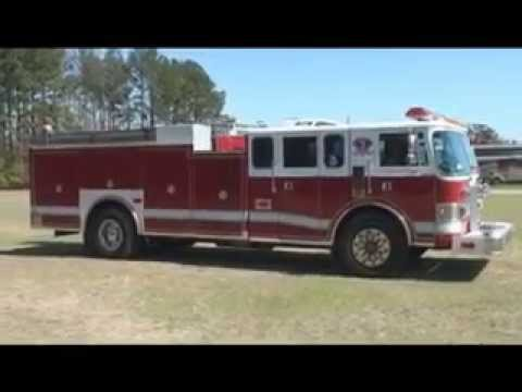 used fire apparatus for sale 1990 pierce lance rescue. Black Bedroom Furniture Sets. Home Design Ideas