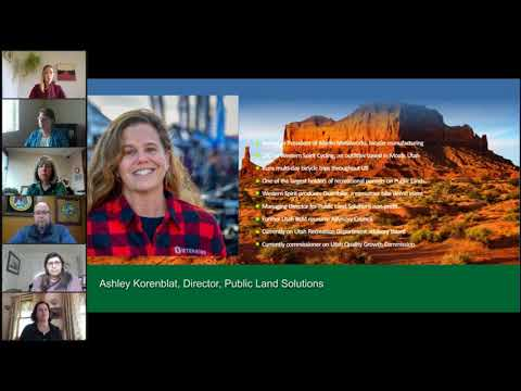 Outdoor Economics Fall Forum: How to Plan and Fund Outdoor Infrastructure