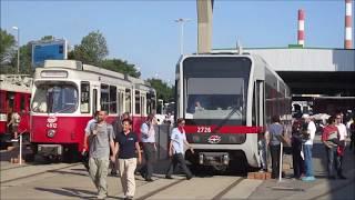 U-Bahn-Tag 2018 - Impressionen aus Wien