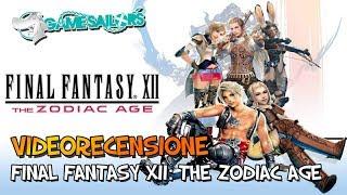 Final Fantasy XII: The Zodiac Age - Recensione Full HD in italiano