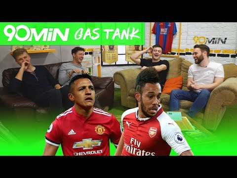 Will Alexis Sanchez move to Man United for £180m!? | Aubamey