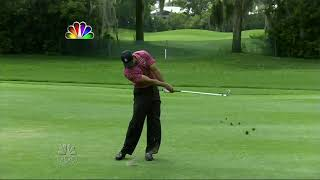 Golf Swings: Tiger Woods Slow Motion: 03/29/09