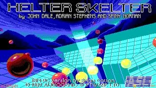 Helter Skelter gameplay PC Game, 1989