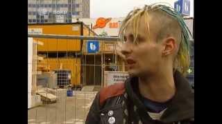 Doku - Mit 14 Obdachlos Jugendliche Drogenabhängige ein leben auf der starße