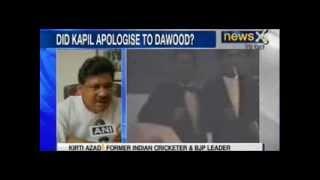Dawood Ibrahim visited Indian dressing room, reveals Kapil Dev and Dilip Vengsarkar - NewsX