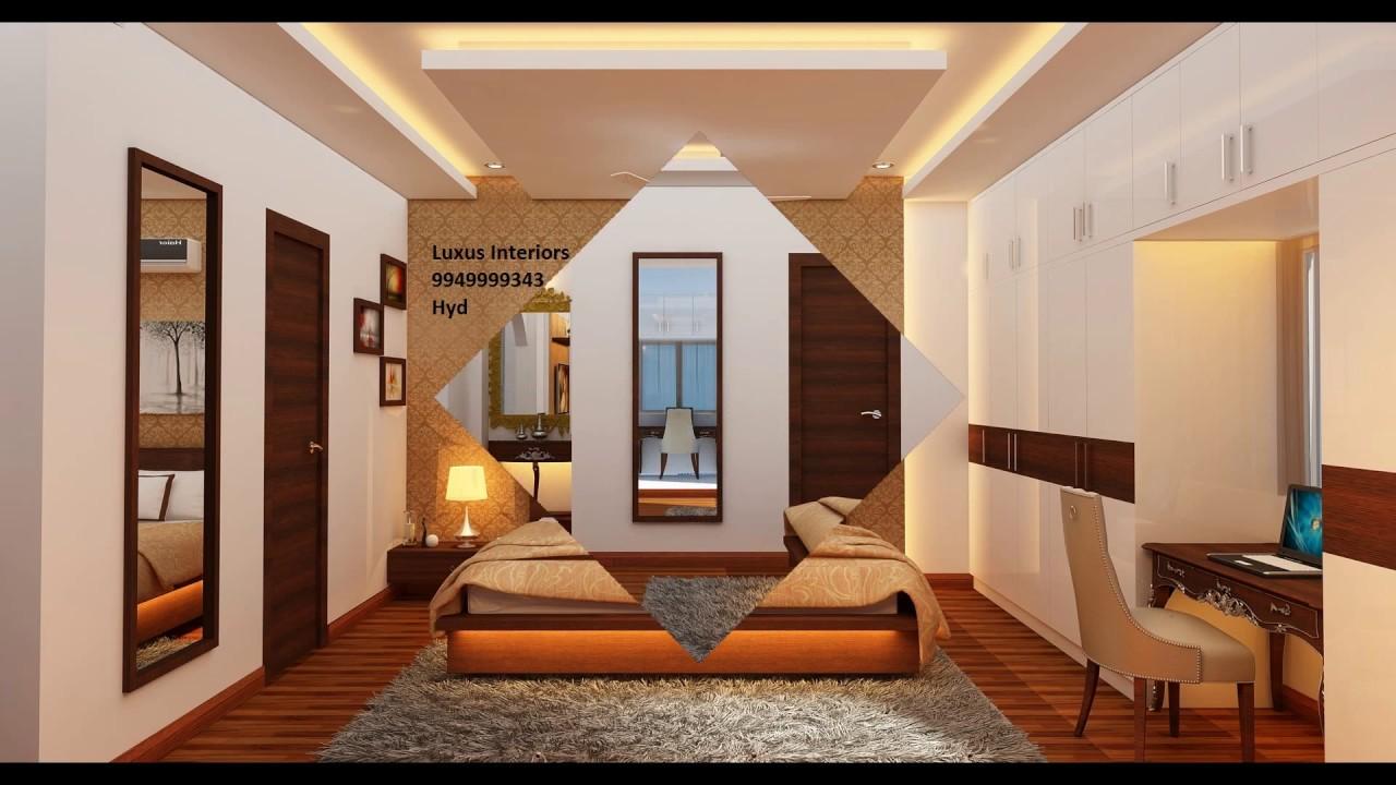 Villa Interiors By Luxus Onyx No 39Hyderabad 9949999343