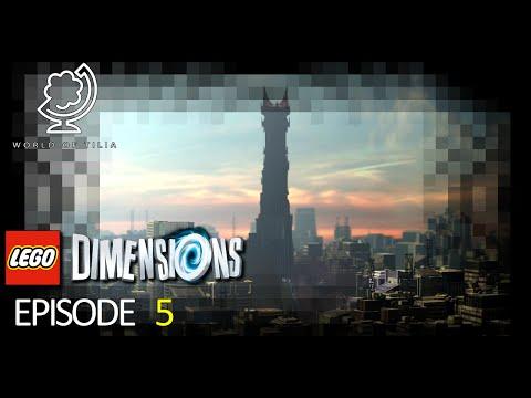 LEGO Dimensions #5 - Een zwarte stad