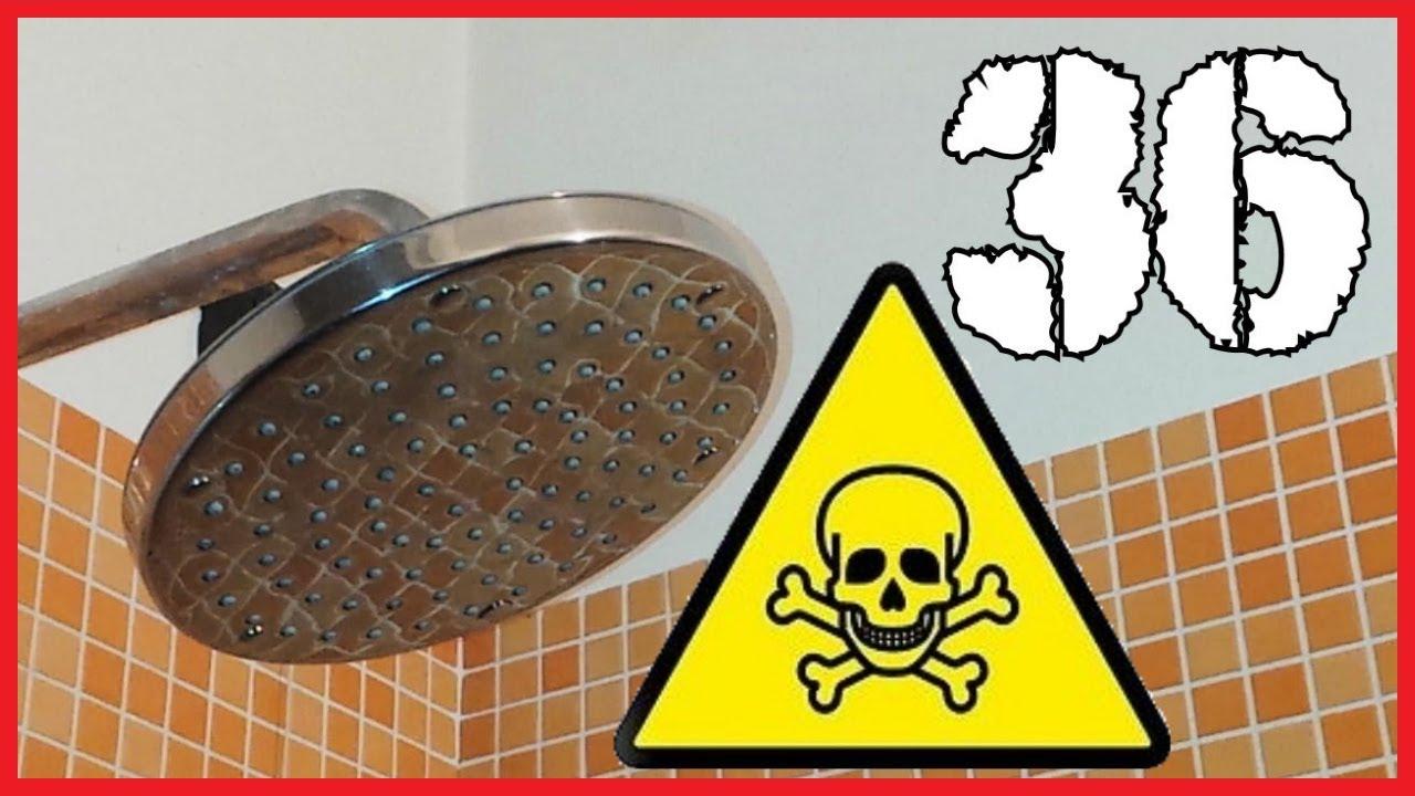 Come Pulire Soffione Doccia.36 Come Pulire Il Soffione Di Una Doccia How To Clean A Shower Head