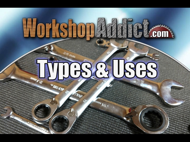 Ratchet Wrench Guide: Types of Wrenches, Uses and Features
