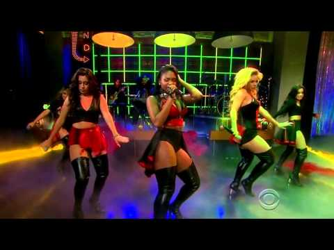 Fifth Harmony - I'm In Love With A Monster The Late Late Show With James Corden