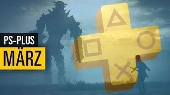 PlayStation Plus März 2020 | Die Gratisspiele im März