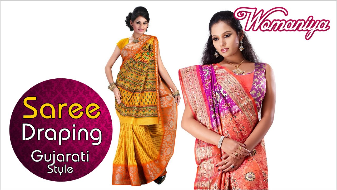 0a7bfd31784b76 How To Drape A Saree: Videos And Instructions That Will Help