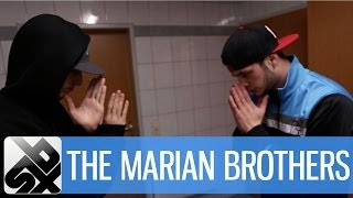 THE MARIAN BROTHERS (ZeDe & Denis the Menace) | Beatbox Show