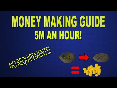 OSRS - 5M an hour! Money Making Guide