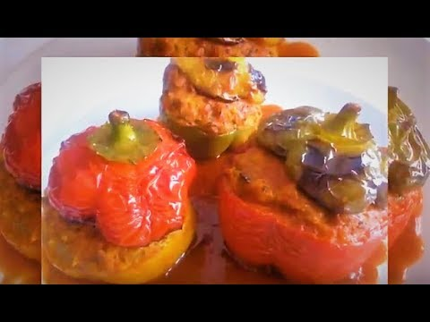 recette-poivrons-farcis-à-la-viande-hachée-recette-de-ramadan