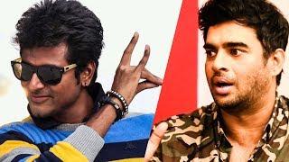 """Sivakarthikeyan is Definitely a  Bigger Star Than Me""- Madhavan Opens Up | Vikram Vedha |  MY 110"