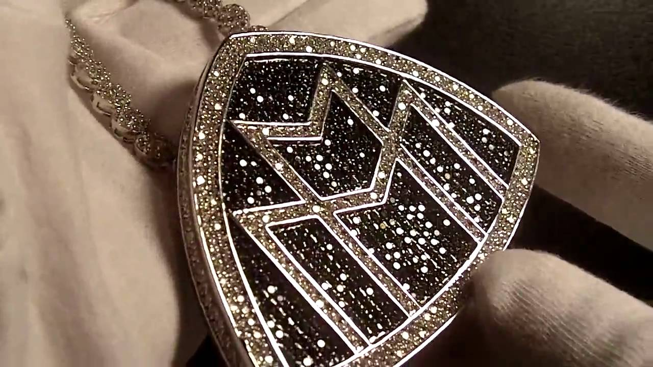 Black diamond chain hip hop