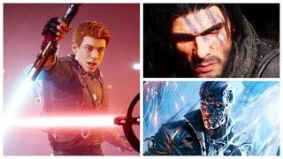X019: радость и разочарование. Star Wars Jedi - Игра Года? Crimson Desert - MMORPG в стиле Ведьмака