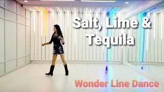 Salt Lime Tequila Beginner Line Dance Demo Count Michelle Wright USA April 2021 - mp3 مزماركو تحميل اغانى