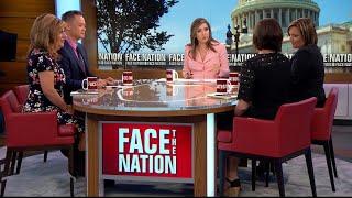Face The Nation - Edward Wong, Margaret Talev, Kelsey Snell