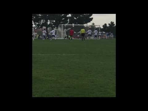 Game vs Santa Barbara SC Academy