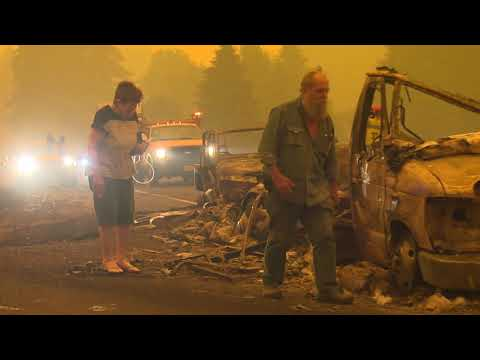 Wildfires in Clackamas County threaten more than 600 structures ...