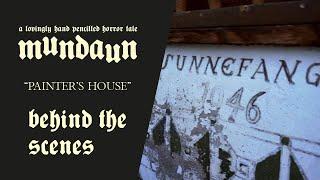 Mundaun | Behind the Scenes | Painter's House