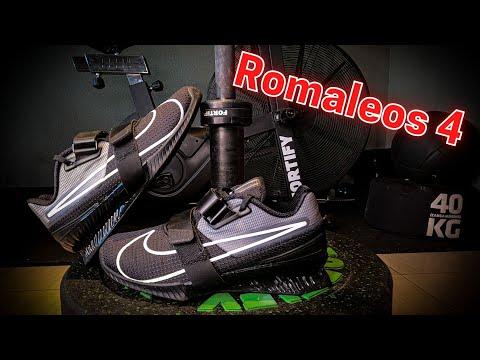 Review Romaleos 4 em português