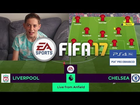 NEW Gorgeous Gaming FIFA 17 Gaming Video! (PS4 PRO)
