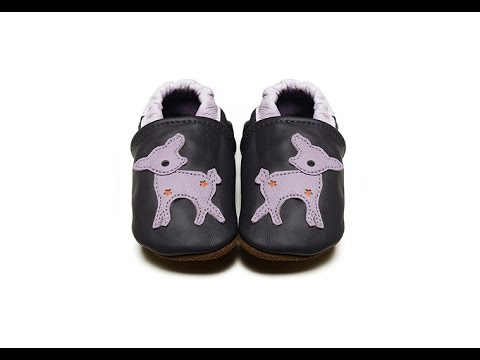 Soft Sole Shoes for Girls