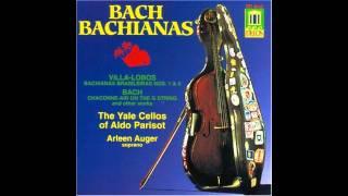 Bachianas brasileiras No. 5: I. Aria: Cantilena