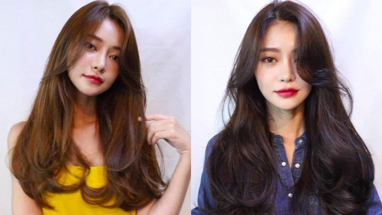 Easy Cute Korean Hairstyles Ideas 😍 Amazing Hair Transformation 49 🌷  Hair Beauty Compilation