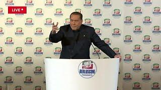 Elezioni, Berlusconi attacca Alfano: