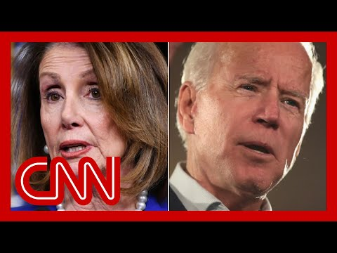 Pelosi said Trump is responsible for American deaths. Watch Biden's answer
