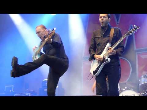 MR. BIG - Alive And Kicking (Skogsröjet, Rejmyre, 4.8.2018)
